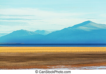 Lake in Canada - Serene scene by the lake in Canada