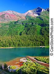 Lake Josephine Glacier National Park