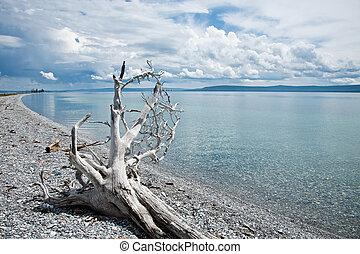 Lake Khovsgol Mongolia
