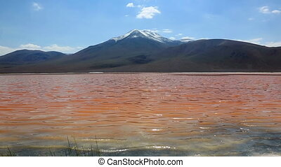 Lake Laguna Colorada
