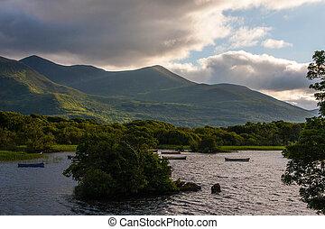 Lake Leane near Ross Castle