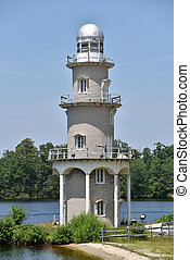 Lake Lenape Lighthouse