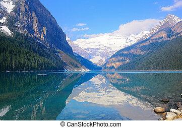 Lake Louise in Banff National park.