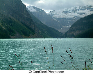 Lake Louise, Banff NP,Canada, in summertime.