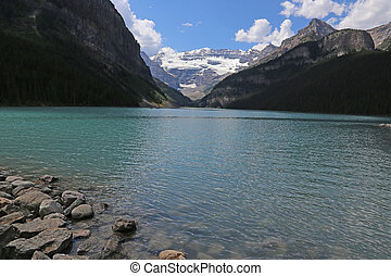Lake Louise Shore