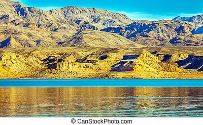 Lake Mead National Recreation Area in Arizona