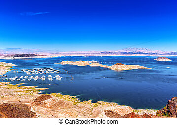 Lake Mead National Recreation Area. Nevada. USA.