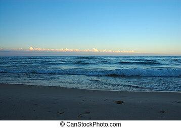 Lake Michigan, USA
