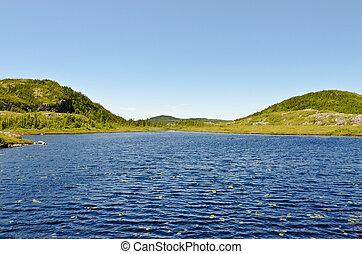 Lake. Newfoundland