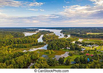 Lake Oconee, Georgia, USA