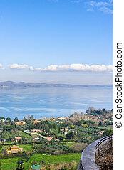 Lake of Bracciano