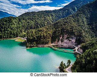 lake of Cadore