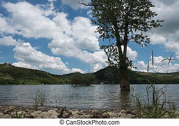 Lake of Casoli