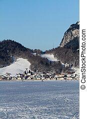 Lake of Joux