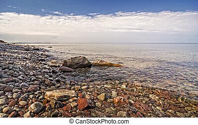 Lake Ontario Coastline