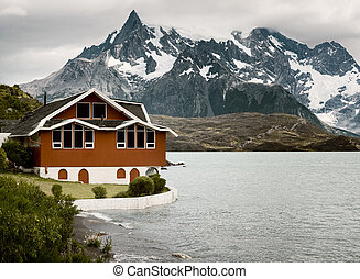 Lake Pehoe, Torres Del Paine Nation