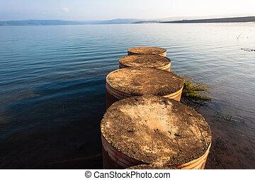 Lake Pier Jetty