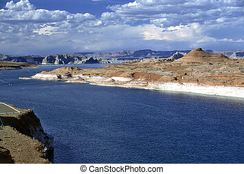 Lake Powel, Arizona