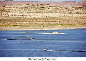 Lake Powell Recreation