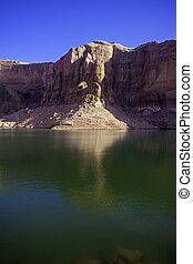 lake powell in utah