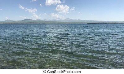 Lake Sevan Armenia