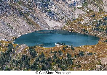 Lake Solitude Grand Tetons