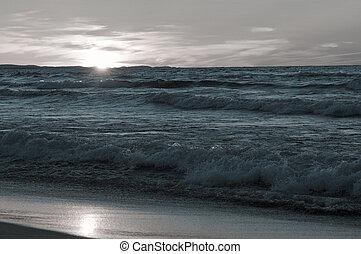 Lake Superior scenic view