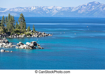 Lake Tahoe overview