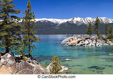 Lake Tahoe - Sand Harbor, Lake Tahoe