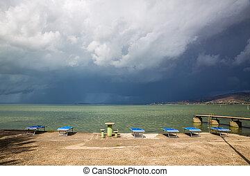 Lake Trasimeno - Umbria, Italy, Europe