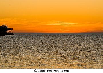 Lakehshore at Sunrise