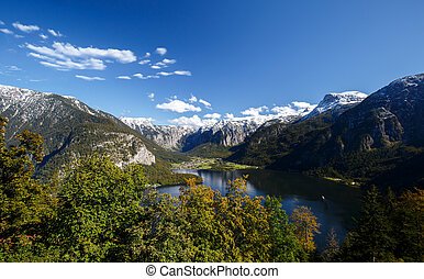 Lakeside in Hallstatt