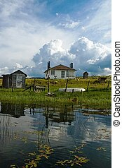 Lakeside Shack