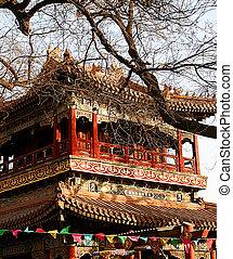 Lama Temple - Lama temple, Beijing, China