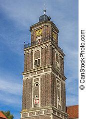 lambert, coesfeld, st. 。, タワー, 教会