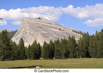 Lambert Dome in Yosemite National Park
