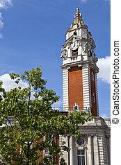 lambeth, magistrat, w, brixton, londyn