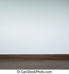 laminaat, kamer, vloer, muur, woongebied, hout, interieur, achtergrond, vijzel, wit huis, lege