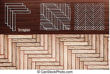Laminate  Herringbone