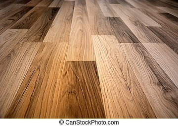 Laminated flooring board. Picture can be used as a...