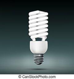 lamp., エネルギー, ベクトル, セービング