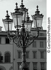 Lamp and Architecture