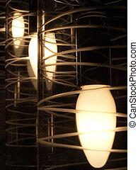 Lamp background