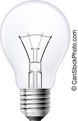 lamp, gloeidraad