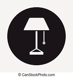 lamp ikoon