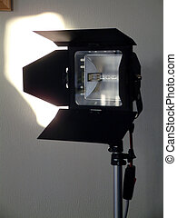 lamp, studio
