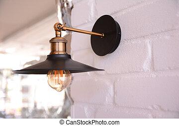 lamp vintage design