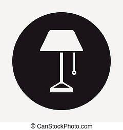lampa ikona
