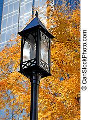 lampa, ulica