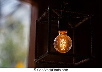 lampada, filamento